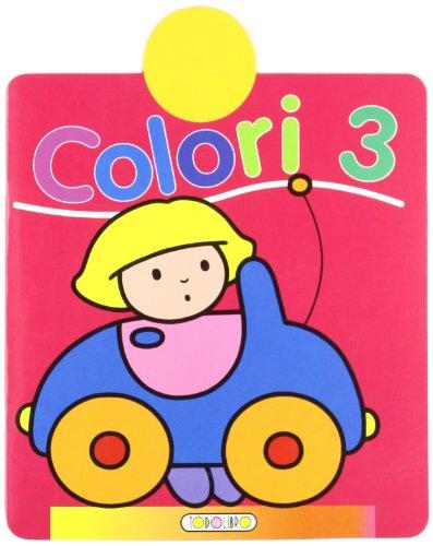 9788484262824: COLORI 3 (2 TIT.)