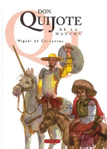9788484265962: Don Quijote de la Mancha (Grandes Libros) (Spanish Edition)