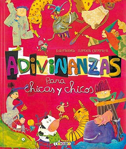9788484266914: Adivinanzas para chicas y chicos (Libros para todos)