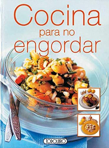 9788484269588: Cocina para no engordar (Miniprácticos)
