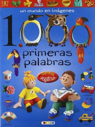 9788484269816: 1000 PRIMERAS PALABRAS AZUL