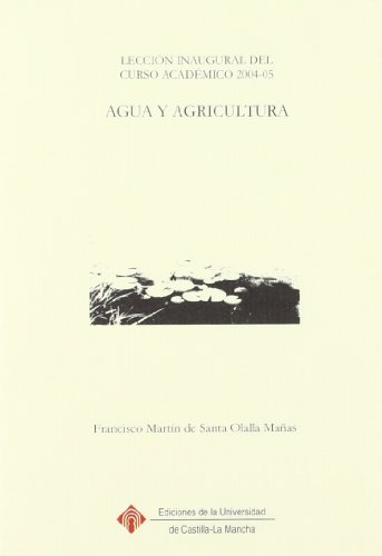 9788484273844: Agua y Agricultura (TEXTOS BREVES)