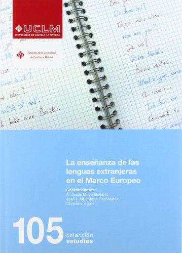 La enseÑanza de las lenguas extranjeras en: Albentosa H