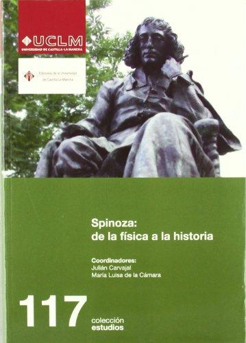 9788484276159: Spinoza: de la física a la historia