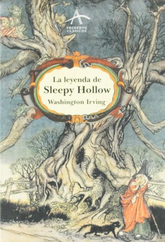 9788484280118: Leyenda de sleepy hollow, la
