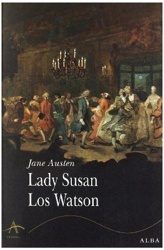 9788484280347: Lady Susan Los Watson (Clásica)
