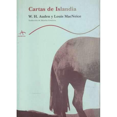 9788484280385: Cartas de Islandia (Spanish Edition)