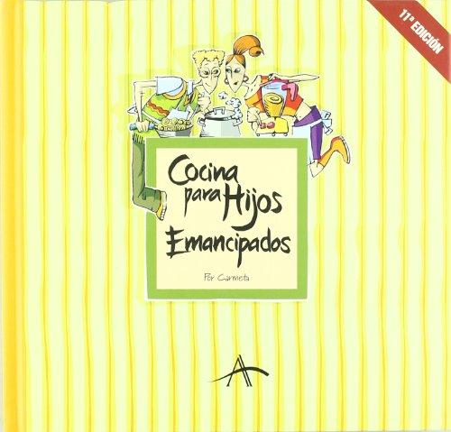 9788484280712: Cocina para hijos emancipados