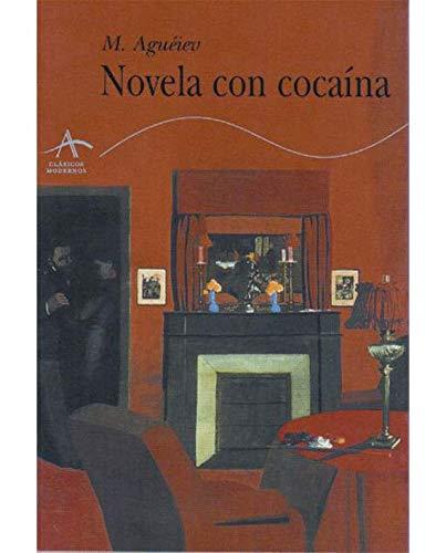 9788484280880: Novela con cocaína (Clásicos Modernos)