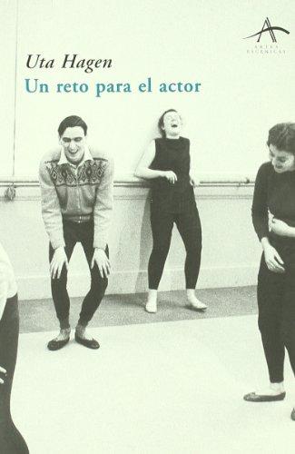 9788484281306: Un Reto Para El Lector (Artes escénicas)