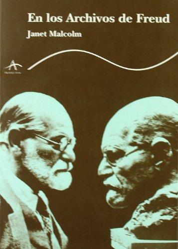 9788484282372: En los archivos de Freud (Trayectos Vidas y letras)
