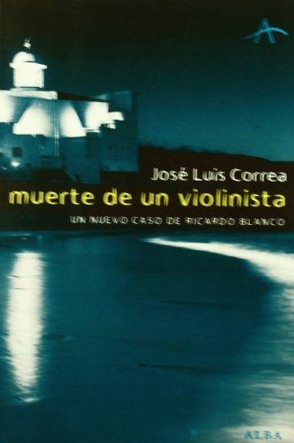 9788484282976: Muerte de un violinista (Literaria)