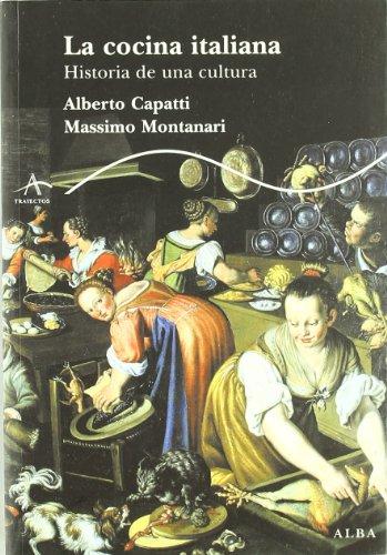 9788484282990: La cocina italiana Historia de una cultura