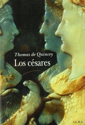 9788484283393: Los césares (Clásica)