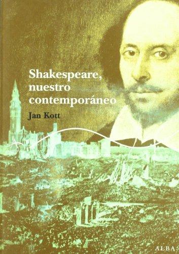 9788484283508: Shakespeare, nuestro contemporáneo (Trayectos Lecturas)