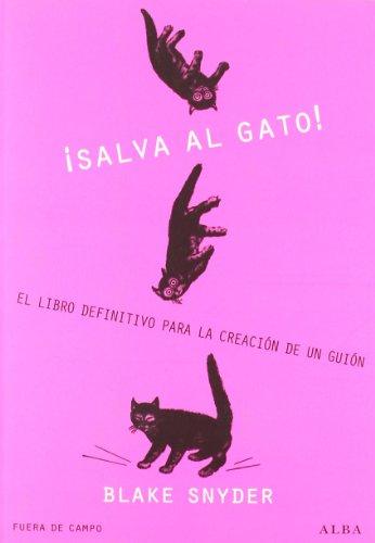 9788484285823: ¡Salva al gato! (Fuera de Campo)
