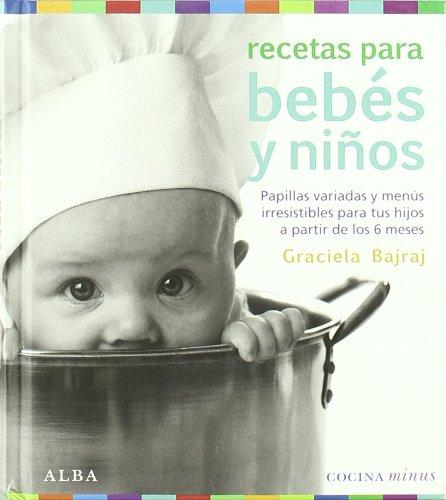 9788484286448: Recetas para bebés y niños
