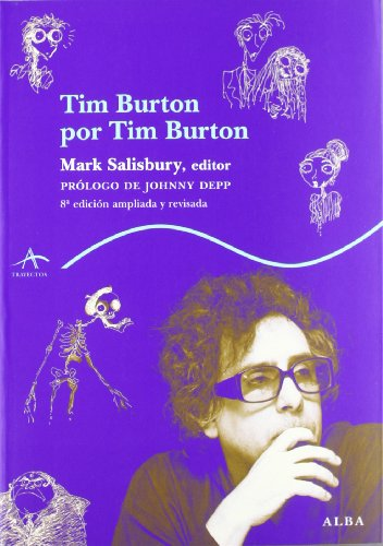 9788484287063: Tim Burton por Tim Burton (Trayectos Vidas y letras)