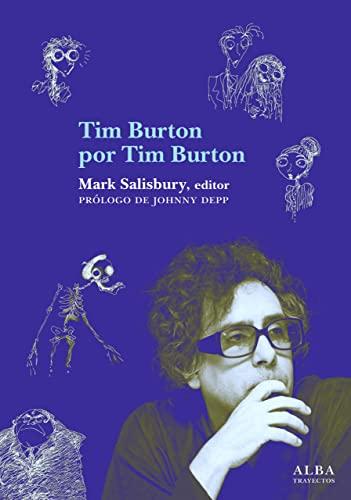 9788484287063: Tim Burton por Tim Burton