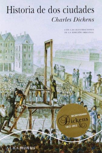 9788484287285: Historia de dos ciudades