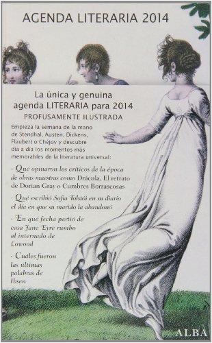 9788484289135: Agenda Literaria 2014 (Papelería)