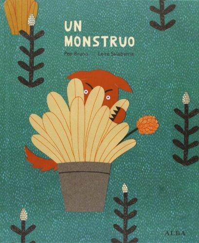 9788484289678: Un Monstruo (Infantil Ilustrado)