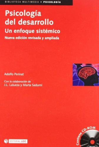 9788484293033: Psicologia del desarrollo - un enfoque sistemico