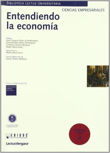 Entiendo la economía: Bernardos Domínguez, Gonzalo/