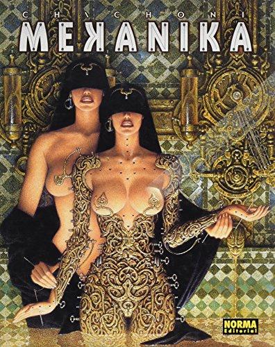 9788484310648: MEKANIKA (EDICIÓN DE LUJO) (LIBROS DE ILUSTRACIÓN)