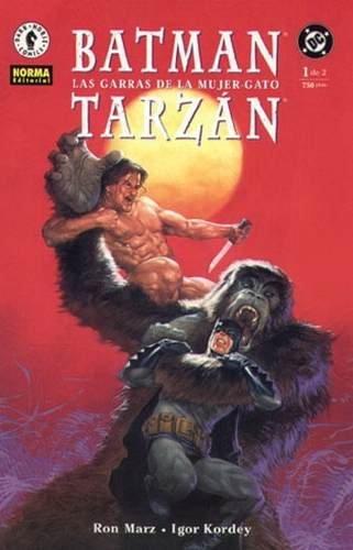 9788484311546: Batman -Tarzan