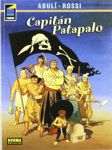 9788484311898: CAPITÁN PATAPALO (PANDORA)