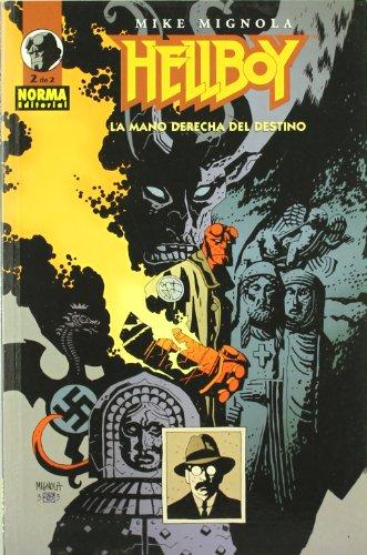 9788484312581: HELLBOY 04: LA MANO DERECHA DEL DESTINO 02 (Ed. Rústica) (MIKE MIGNOLA)