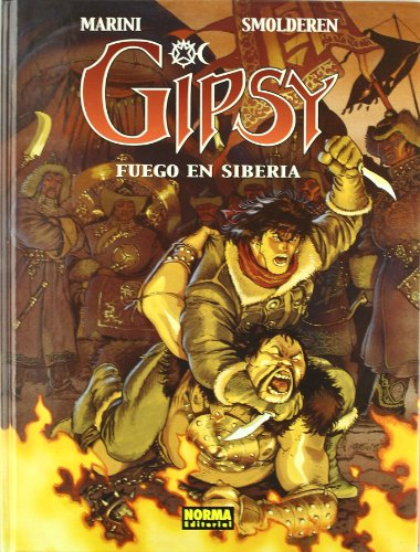 9788484312680: GIPSY 02: FUEGO EN SIBERIA (MARINI)