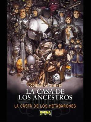 9788484313977: Casta De Los Metabarones, La - La Casa De Los Ancestros