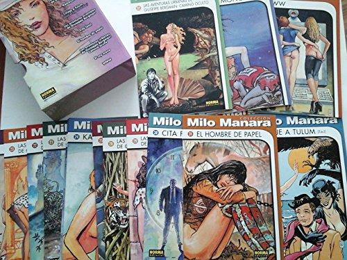 9788484314059: Milo Manara (cofre 2)