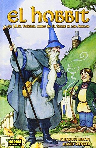9788484314325: El Hobbit / The Hobbit: Historia De Una Ida Y Una Vuelta (Spanish Edition)