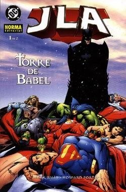 9788484314486: JLA 1 TORRE DE BABEL