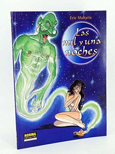 9788484314899: Las mil y una noches (comic)