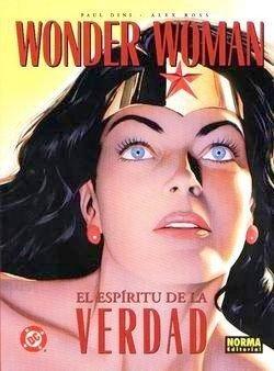 9788484315001: Wonder woman: el espiritu de la verdad (comic)