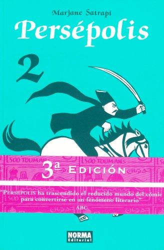Persepolis 2 (Spanish Edition): Satrapi, Marjane