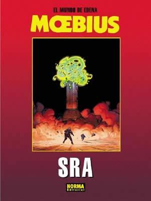 9788484316190: EL MUNDO DE EDENA 5. SRA (MOEBIUS)