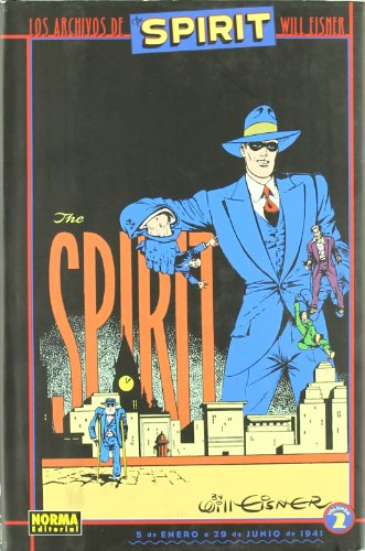 9788484316251: Los archivos de 2 The Spirit/ The Spirit Archives (Spanish Edition)