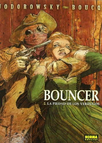 9788484316367: BOUNCER 02. LA PIEDAD DE LOS VERDUGOS (CÓMIC EUROPEO)