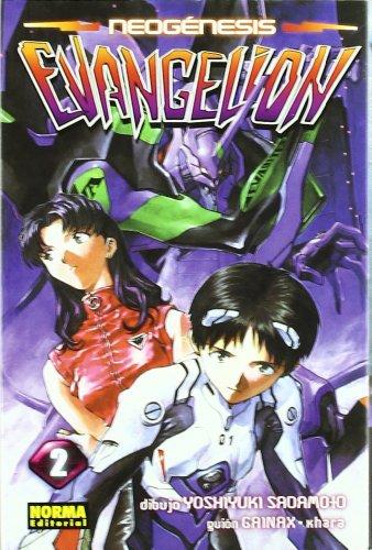 9788484317906: Neogenesis Evangelion Vol. 2
