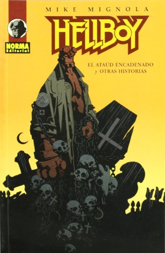 9788484318071: HELLBOY 03: EL ATAÚD ENCADENADO Y OTRAS HISTORIAS (Ed. Rústica) (MIKE MIGNOLA)