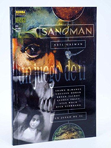 9788484318934: Sandman un juego de ti
