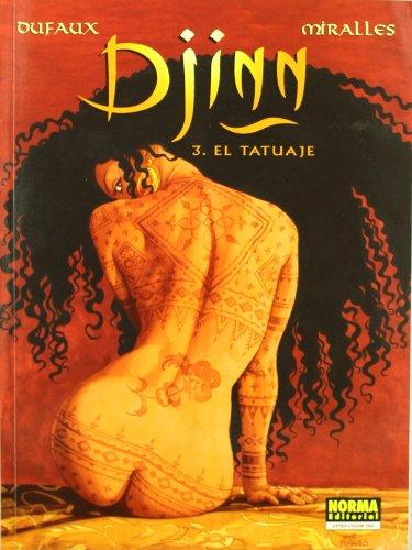 9788484319603: DJINN 03: EL TATUAJE (EXTRA COLOR)
