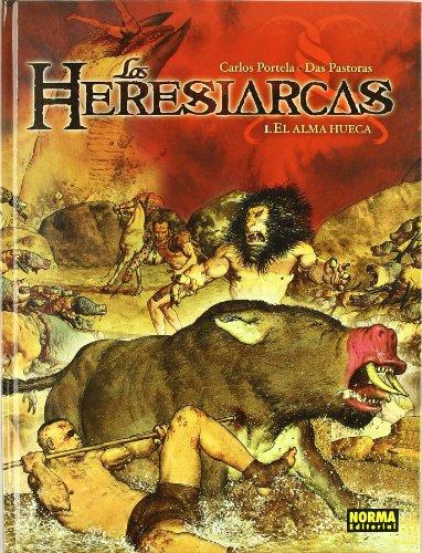 9788484319788: LOS HERESIARCAS 1. EL ALMA HUECA (CÓMIC EUROPEO)