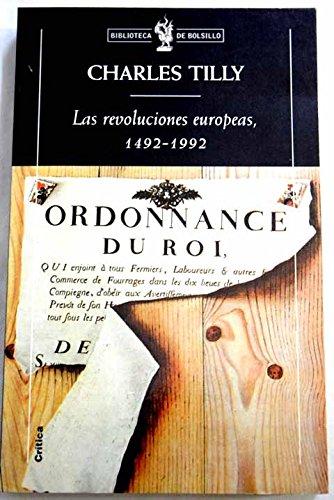 9788484320289: Las revoluciones europeas, 1492-1992 (Ala Delta Internacional Marron)