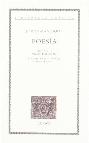 9788484320487: Poesía (Biblioteca Clásica)